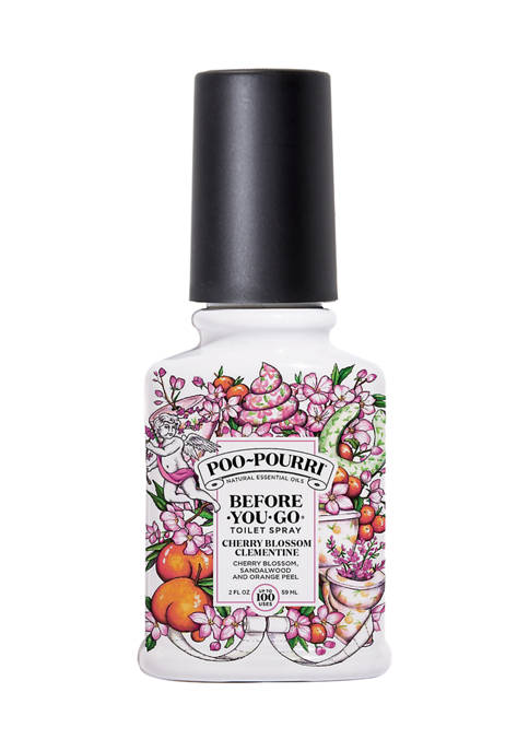 2 Ounce Cherry Blossom Clementine Essential Oil