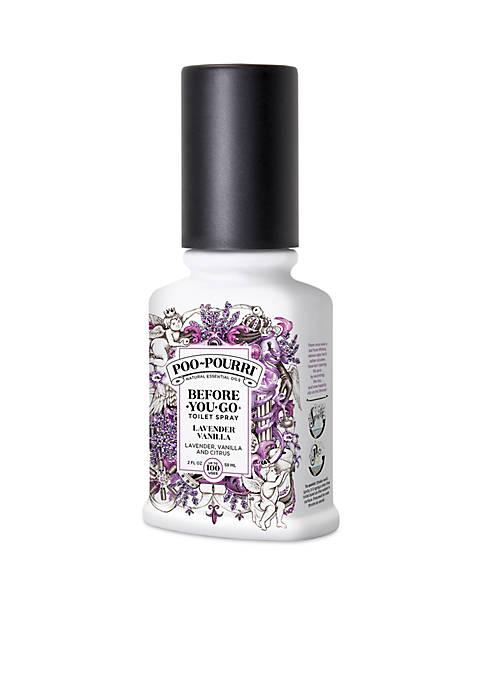 Lavender Vanilla Before-You-Go Toilet Spray
