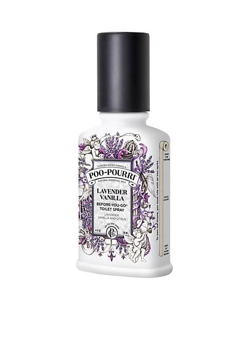 Lavender Vanilla Poo-Pourri, 4-oz.