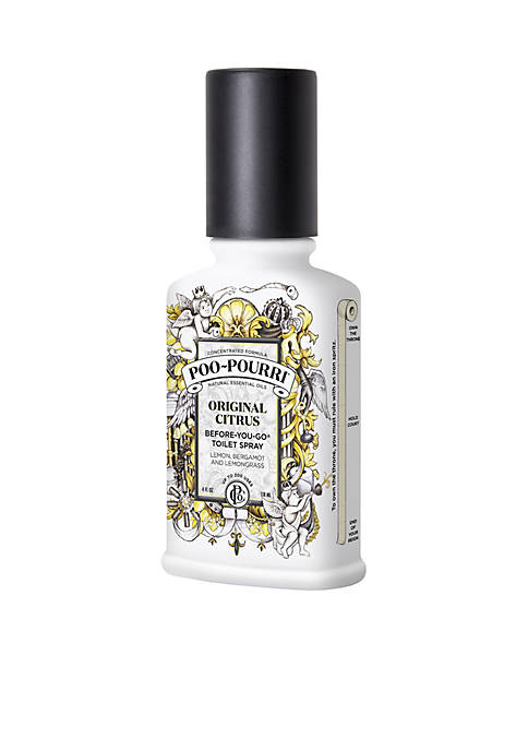 Original Citrus Poo-Pourri, 4-oz.