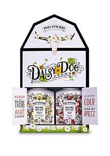 Poo-Pourri Daisy Doo Barn Set