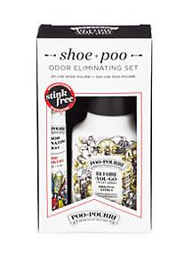 Poo-Pourri Shoe Essentials Set