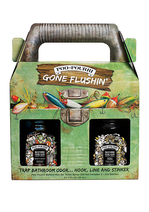 Gone Flushin Gift Set