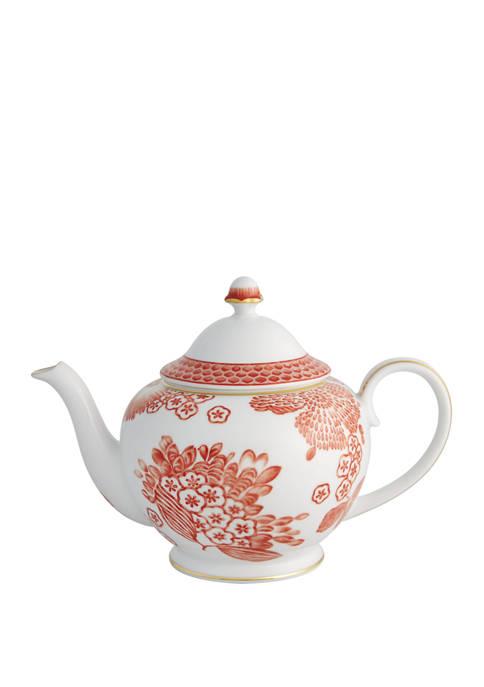 Vista Alegre Coralina Tea Pot