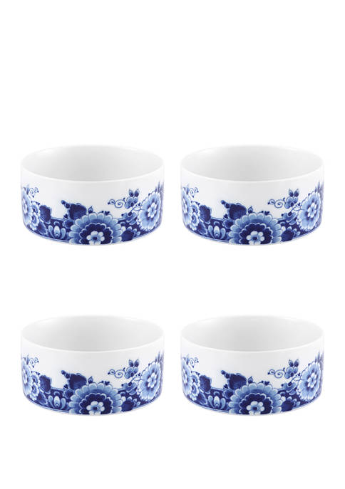Set of 4 Ming Cereal Bowls