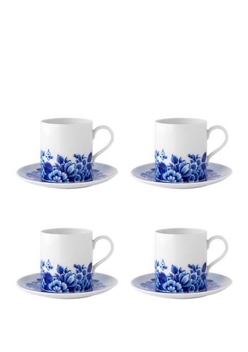 Vista Alegre Ming T Cup Saucer Set