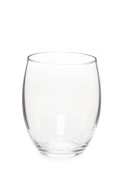 Crown & Ivy™ Clear Double Old Fashioned Glassware