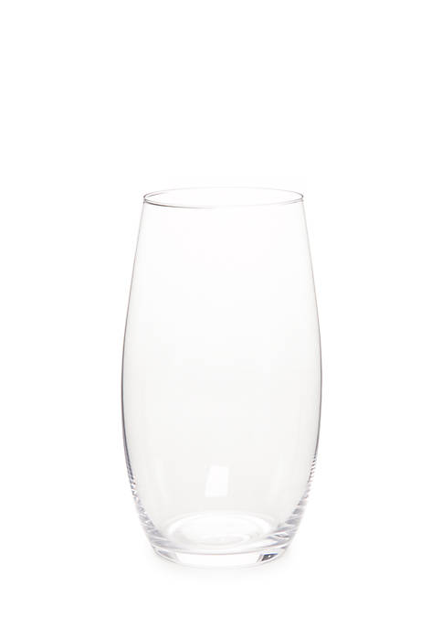 Crown & Ivy™ Clear Hiball Glass