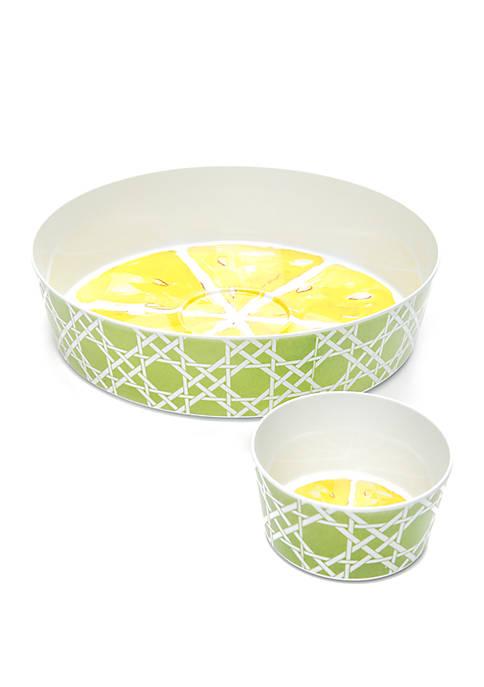 Lemon Dip Tray