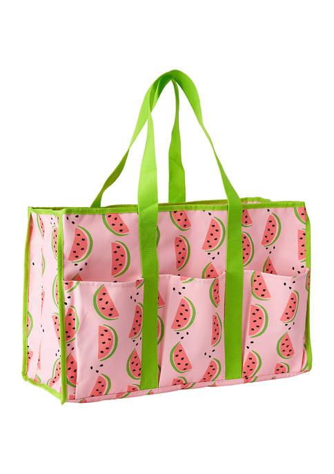 Crown & Ivy™ Watermelon Beach Bag