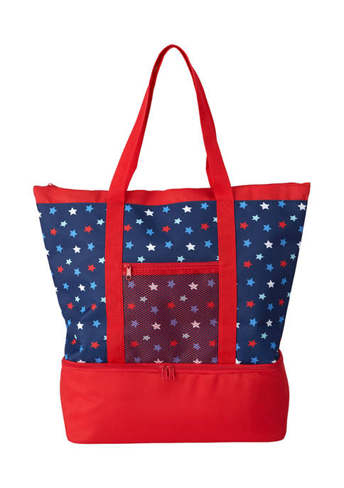 Crown & Ivy™ Red, White, and Blue Stars