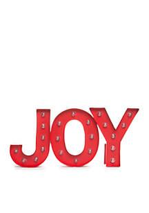 Joy Marquee