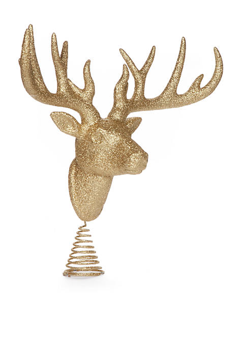 Crown & Ivy™ Home for the Holidays Gold
