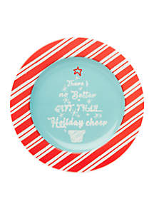 Holiday Cheer Cookie Plate