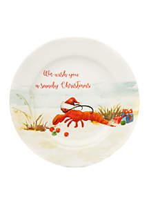 Lobster Cookie Plate