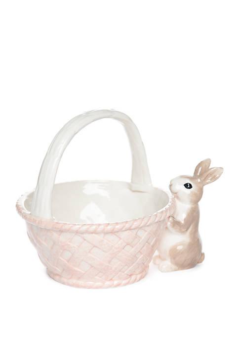 Easter Basket Candy Bowl