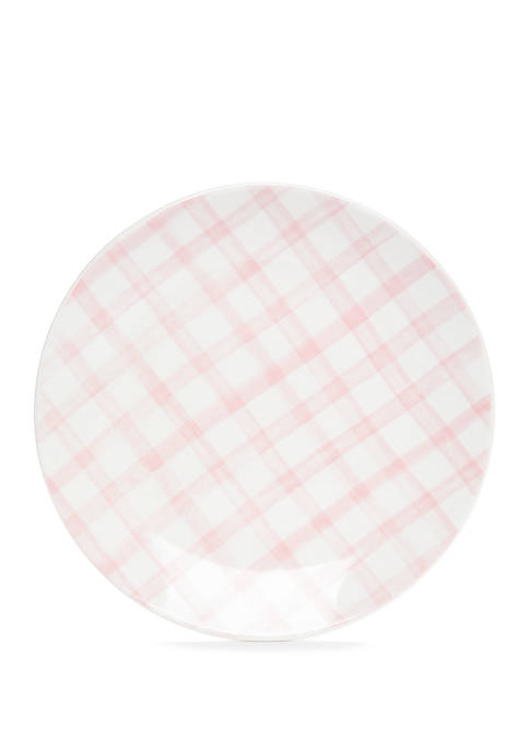Easter Blush Salad Plate