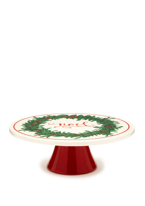 Holiday Cake Stand