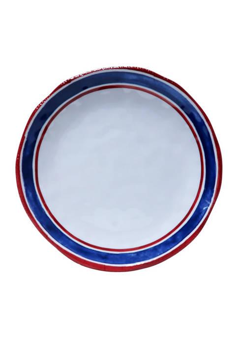 Set of 4 Americana Dinner Plates
