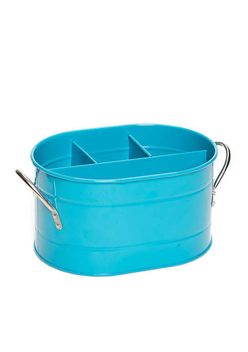 4 Section Metal Caddy