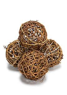 Twig Ball Bowl Filler