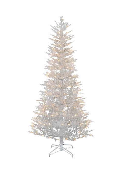 Joyland 7.5 Foot Pre Lit Coral Tree with