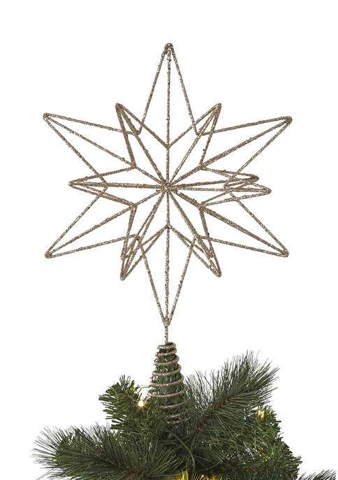 Modern. Southern. Home.™ Star Tree Topper
