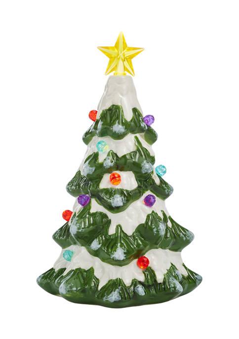 Large Retro Christmas Tree