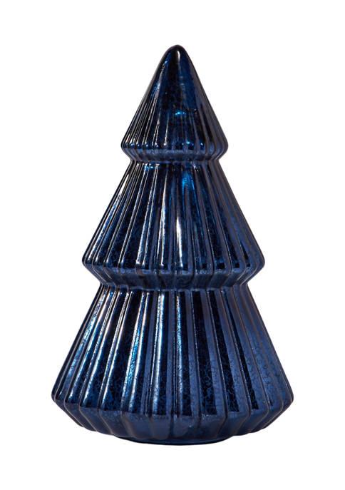 Glass Tree Décor Piece