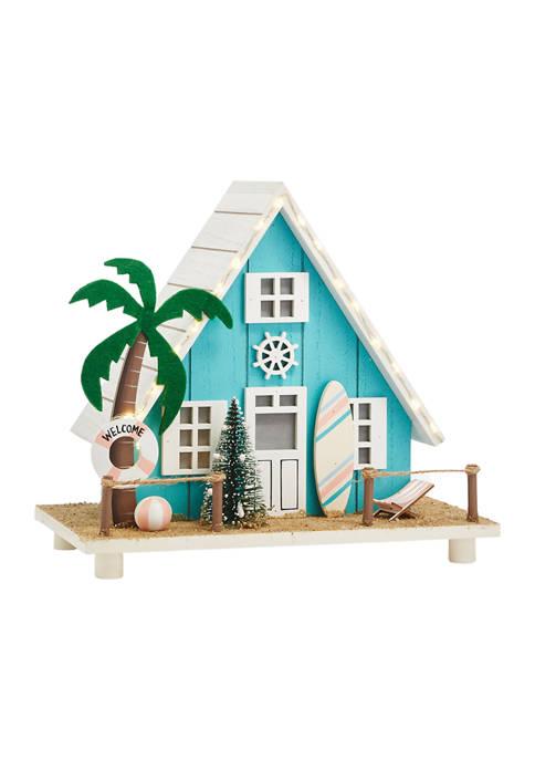Beach House Decorative Accent