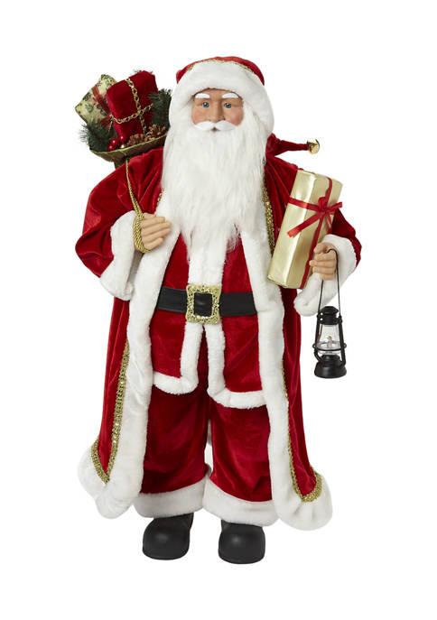 3 Foot Traditional Santa Figurine