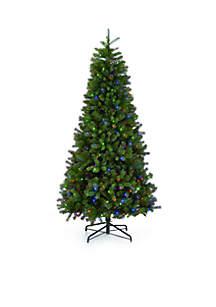 7.5 ft 8-Way LED Tree