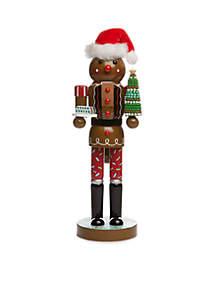 Christmas Past 14-in. Gingerbread Nutcracker