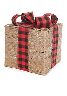 Cozy Christmas Medium Light-Up Gift