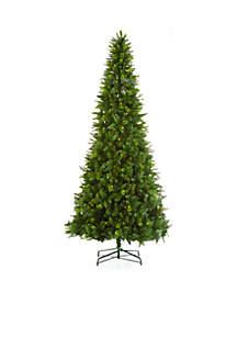 12 ft Pre-Lit 4-Way Multi-Function Tree