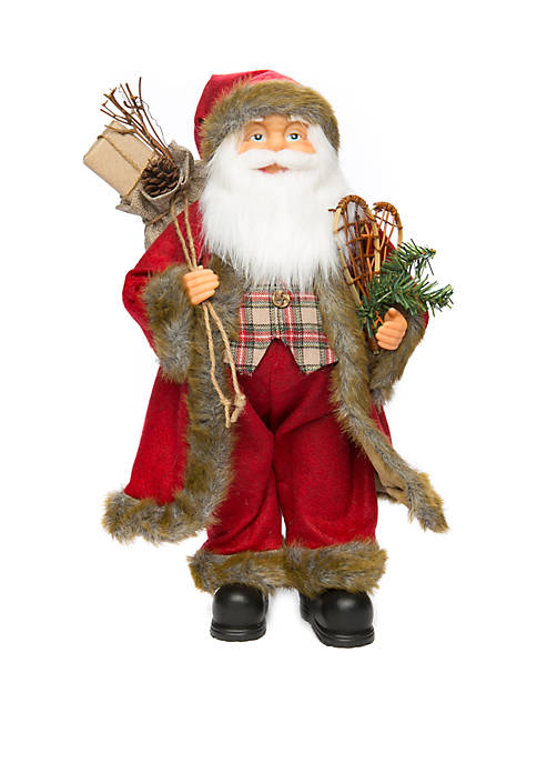 Woodland Winter 16 in Racket Santa