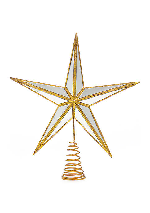 Tidings of Joy Star Tree Topper