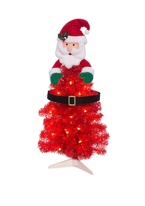 Joyland 3 Foot Santa Tree