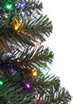 7.5 Foot Pre Lit Multi Light Tree