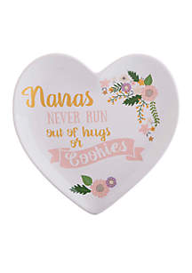 Nanas Never Run Tray with Gift Box