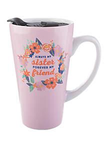 Modern. Southern. Home.™ Always My Sister Latte Mug