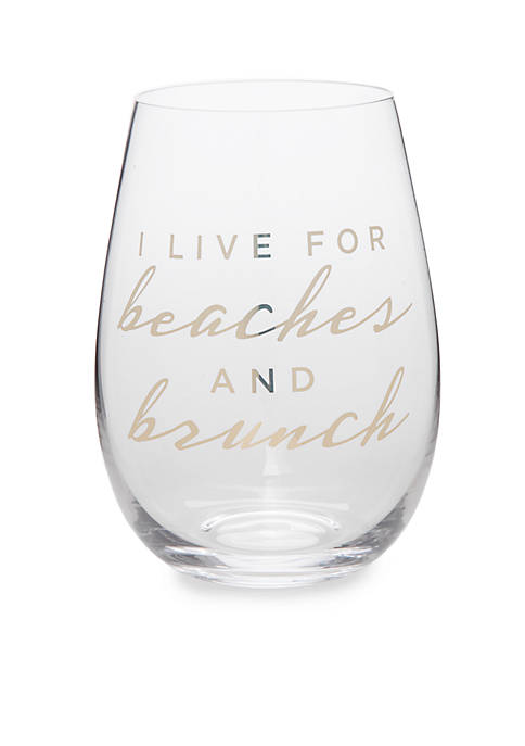 """Crown & Ivy™ """"I Live For Beaches And"""
