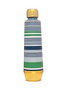 Striped Moda Water Bottle
