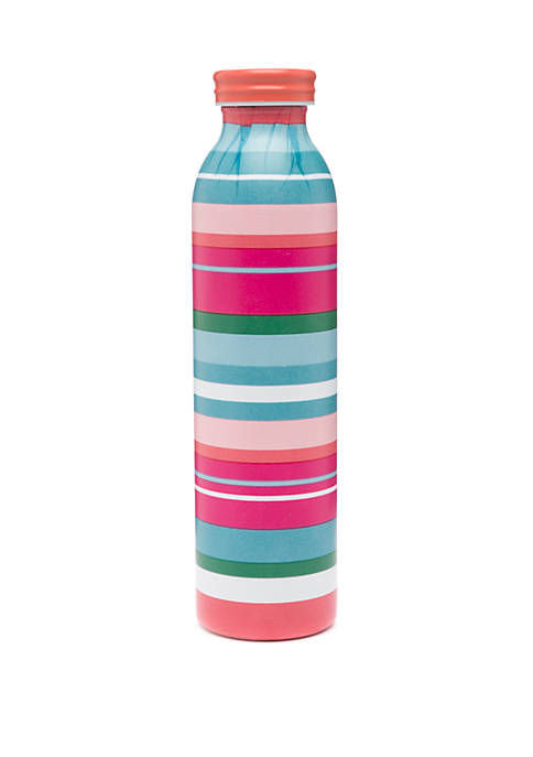 Crown & Ivy™ Core Stripe Retro Bottle