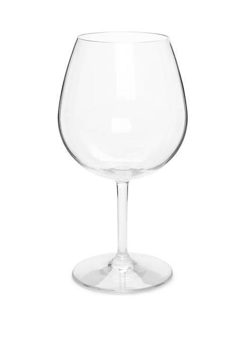 Tritan Clear Red Wine Glass