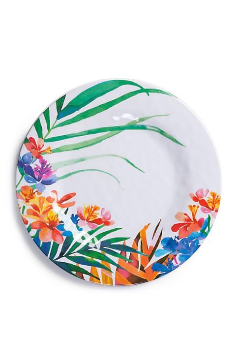 Flamingo Melamine Dinner Plate
