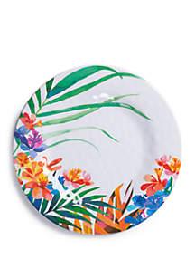 Modern. Southern. Home.™ Flamingo Melamine Dinner Plate