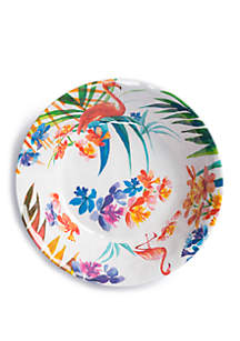 Modern. Southern. Home.™ Flamingo Melamine Cereal Bowl