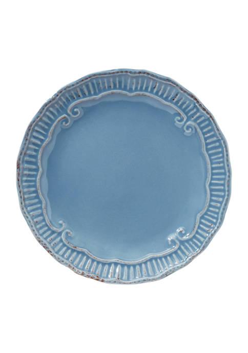 Capri Blue Salad Plate