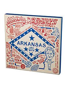 Super State Box Sign